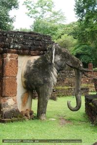 ช้างล้อมรอบ