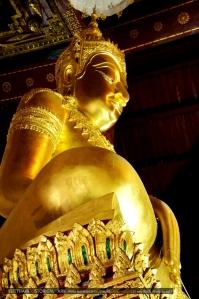ทรงไปทางพม่าเนื่องจากเคยเป็นที่มั่น