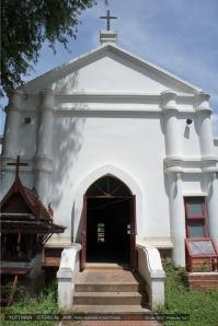 โบสถ์คณะโดมินิกัน โบสถ์คริสต์แห่งแรกของไทย