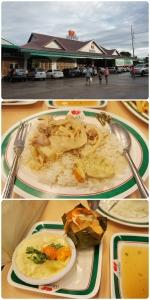 ได้เวลามื้อเย็นที่ร้านนองเปิ้ล (ในปั๊ม) จ.อยุธยา