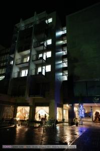 มาถึงก็มืดแล้ว โรงแรม***