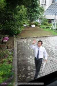 โรงแรมในตจว.ของญี่ปุ่นหากแขกเดินทางออก พนักงานจะออกมาตั้งแถวโบกมือลากัน