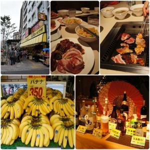 อาหารกลางวันเป็นบุฟเฟต์อร่อยดีเพราะเลือกกินแต่เนื้อได้ 555