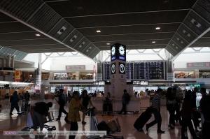 สนามบินนาริตะ กลับบ้าน