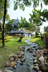 สวนพฤกษชาติในวรรณคดีไทย