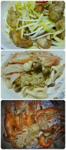อาหารทำเองที่บ้านมั่ง (มั่วไหมล่ะ 555)