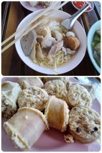 ก่วยเตี๋ยวฮ่องเต้ มีดีที่ไส้อร่อยดี อยู่ในซอกแถวศรีย่าน
