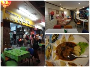 ร้านปุ้ม 3 ของขึ้นชื่อที่แวะแล้วต้องกินของที่นี่คือมัสมั่นไก้กับโรตี แต่กินแล้วไม่ค่อยชอบเพราะไก่ไม่มีมัน ใครรักสุขภาพอาจจะชอบ