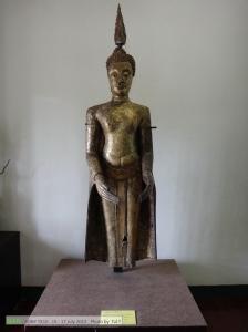 พระพุทธรูปปางอุ้มบาตรสมัยอยุธยา