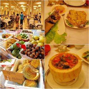 อาหารรสชาติไม่ต่างจากไทยเท่าไหร่หรอก