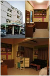 ช่วงที่ไปเชื่อไหม โรงแรมเต็มหมดทุกที่จนต้องไปหาในย่านถนนนิมมานเหมินทร์เอส.ที.อพาทเมนต์พักเอา ก็ดีได้ราคาถูกด้วย