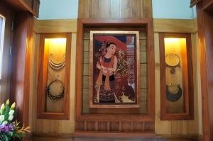 บ้านไม้หอมฮิโนกิ ของเด่นที่นี่คือผลิตภัณฑ์จากไม้หอม