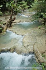 ระหว่างทางก็มีลำน้ำตลอด เดินไปดูไป เลยไม่เหนื่อยเท่าไหร่